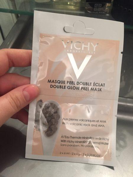 Маска-пилинг для сияния кожи Vichy Double Glow Peel Mask