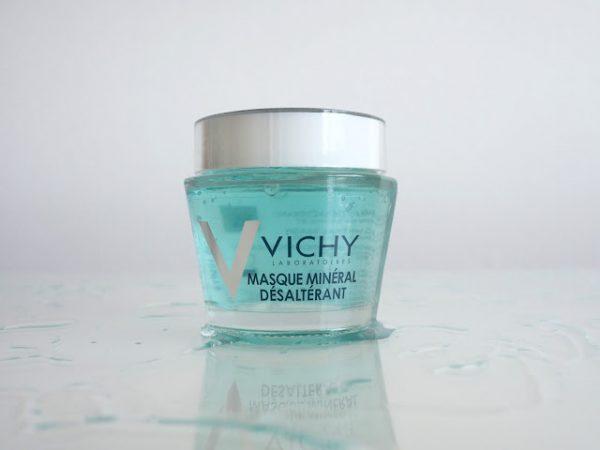 Увлажняющая минеральная маска Vichy Quenching Mineral Mask