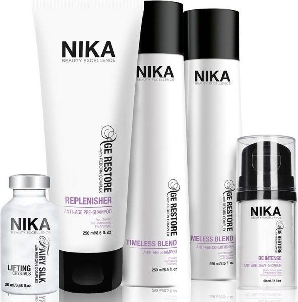 Линия средств Nika Beauty Excellence