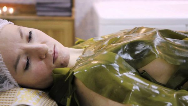 Процедура водорослевого обёртывания
