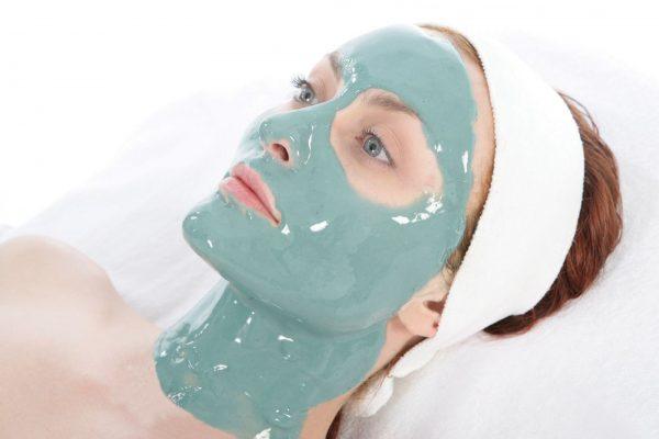 Альгинатная маска для подтягивания кожи на лице