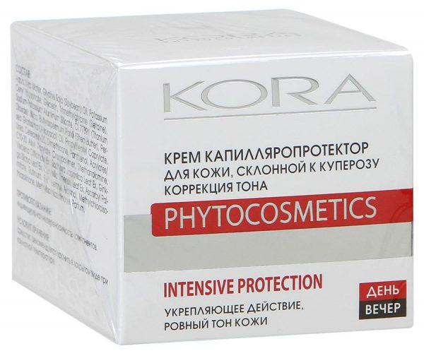 Крем-капилляропротектор от Kora