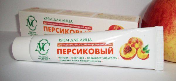 Крем «Персиковый»