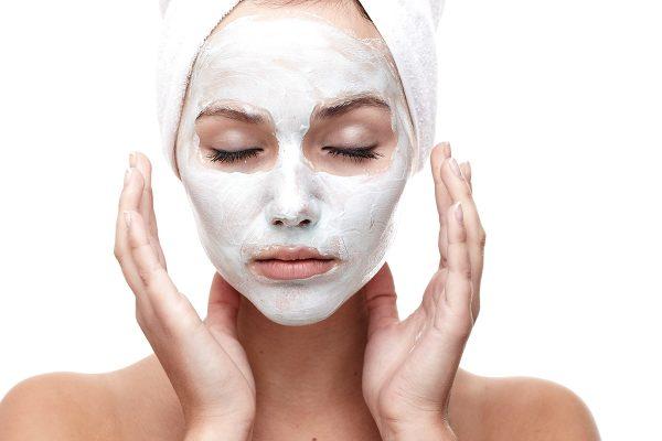 Кефирная маска