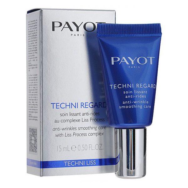 Восстанавливающий крем для век PAYOT Techni Regard
