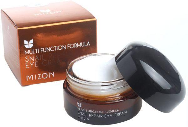 Крем для кожи вокруг глаз с экстрактом улитки Mizon Snail Repair Eye Cream