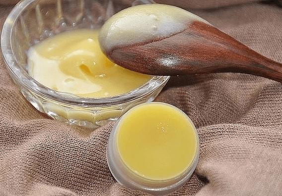 Домашний лавандовый крем
