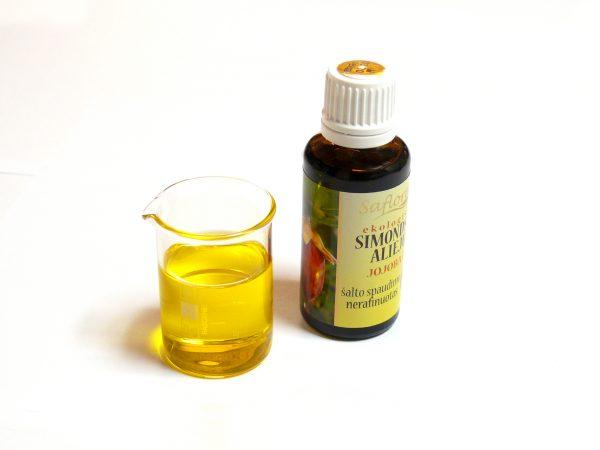 Косметическое масло жожоба