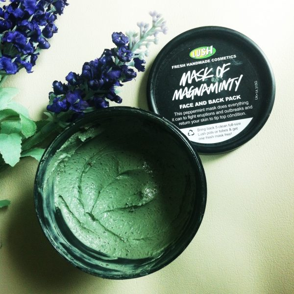 Mask Of Magnaminty от Lush