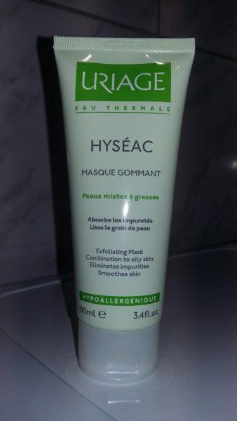 Hyseac Masque Gommant от Uriage