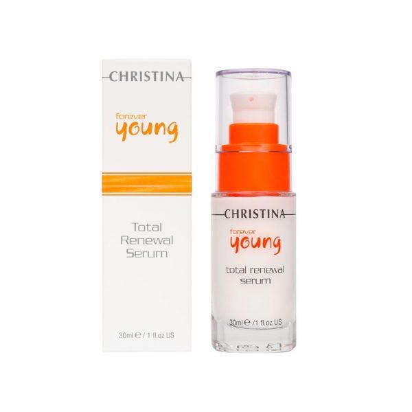 Forever Young Total Renewal Serum от Christina