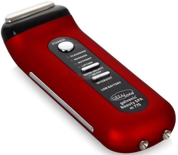 Аппарат Galvanic Beauty SPA М775 от Gezatone