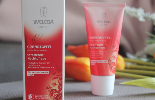 Гранатовый крем-лифтинг для контура глаз от WELEDA Granatapfel Aktive Regeneration Straffende Augenpflege
