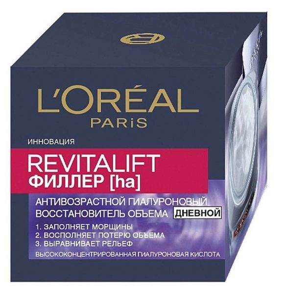 L'Oreal «Revitalift филлер (ha)»